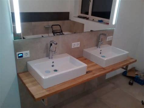 badezimmer aufsatzwaschbecken holzplatte für badezimmer waschtisch seite 2 forum auf energiesparhaus at