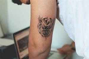 Kleine Männer Tattoos : tattoo bilder und ideen f r selbst gezeichnete motive ~ Frokenaadalensverden.com Haus und Dekorationen