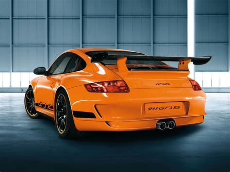 Porsche 911 Gt3 Rs (997) Specs & Photos
