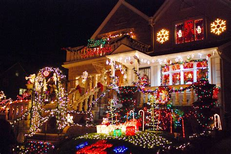 Nyc Nyc Brooklyn 39 S Dyker Heights Home Christmas Light