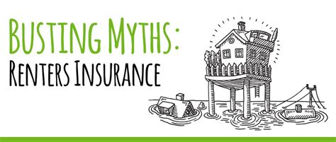 Busting The Myths Of Renters Insurance