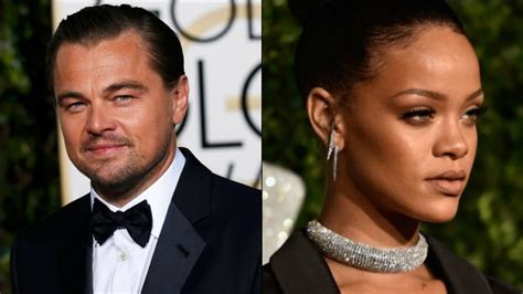 See Photo Rihanna Leonardo Dicaprio Spotted Hanging Out