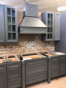 Buy Midtown Gray Kitchen Cabinets Online