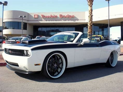 ebay west coast customs dodge challenger wide body
