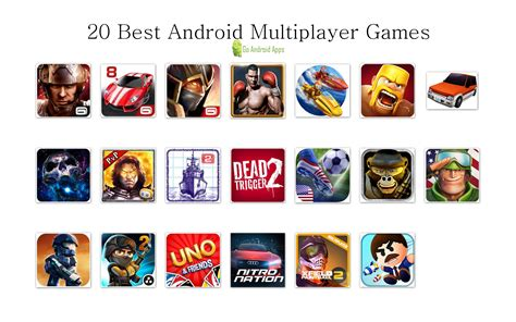 best multiplayer android 20 best android multiplayer go android apps
