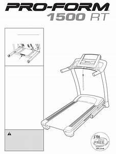 Proform Treadmill Pftl15610 0 User Guide