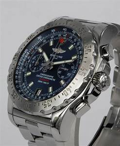 Breitling Professional Skyracer A27362 Blue Dial