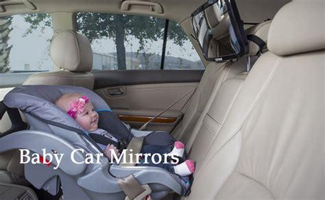 Mirrors For Rear Facing Car Seats