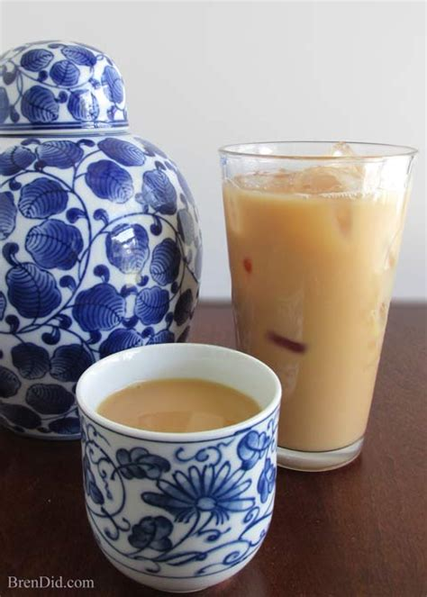 hong kong milk tea recipe hong kong style milk tea recipe and yuanyang recipe