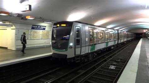 metro mf 01 quot stif quot 224 porte de pantin