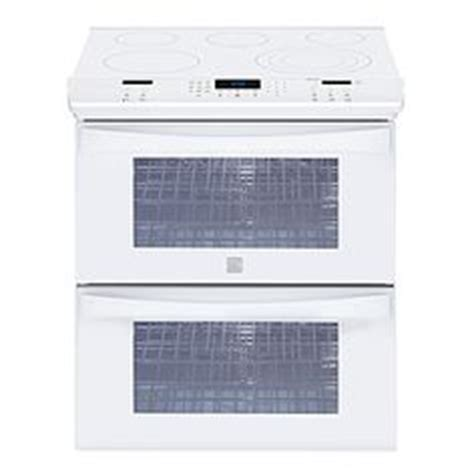 kitchen cabinet microwave kenmore elite 30 quot oven slide in electric range with 2624