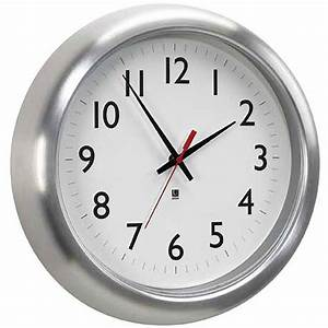 Umbra, Office, Wall, Clock, In, Wall, Clocks