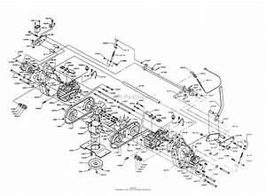 Dixon Ztr 5501  1994  Parts Diagram For T