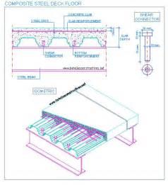 Decking Drainage by Composite Steel Deck Floor Detallesconstructivos Net