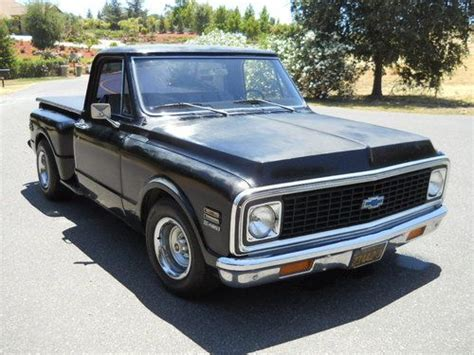 Sell Used 1971 Chevrolet C10 400 Big Block Short Bed