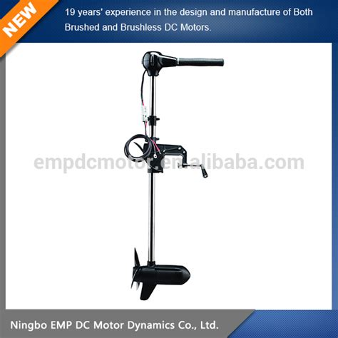 Electric Trolling Motor Voltage by Dc Trolling Motor Outboard Electric Trolling Motor