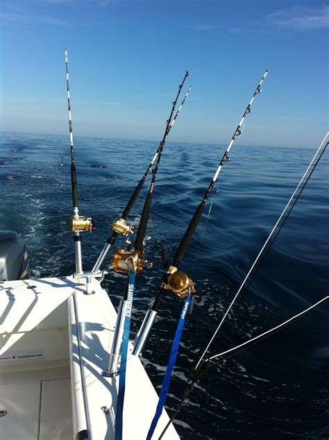 Fishing Boat With Outriggers by Double Rigged Outriggers Center Console Page 2 The