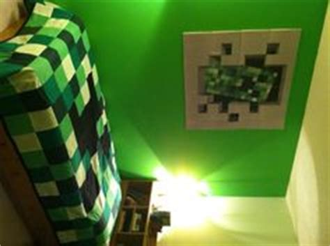 minecraft bedroom real life