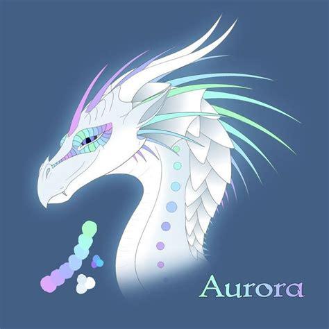 aurora   deviantart wings  fire extraordinary rainwing icewing hybrid   kids