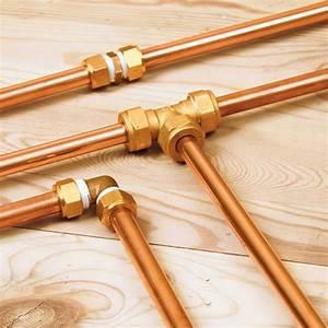 Soudure Tuyau Cuivre : tuyau d eau sans soudure amazing si les tuyaux sont ~ Premium-room.com Idées de Décoration