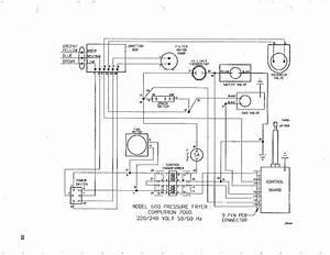 Imperial Deep Fryer Wiring Diagram