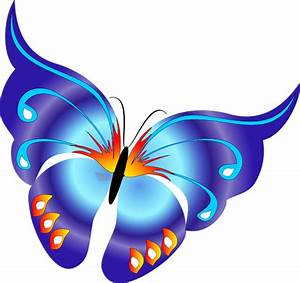 Butterfly Flying Clipart | Clipart Panda - Free Clipart ...