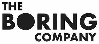 Boring Company Wikipedia Svg Commons