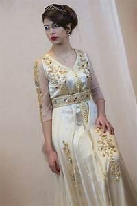 Robe De Mariage Marocaine : caftan de mariage 2017 vente takchita mari e sur mesure caftan marocain de luxe 2017 ~ Preciouscoupons.com Idées de Décoration