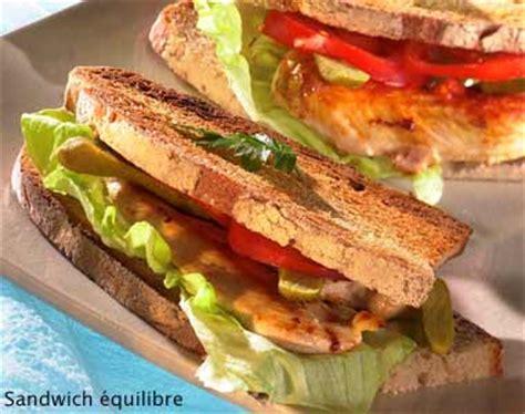 recette sandwich equilibre notre recette sandwich equilibre aufeminin