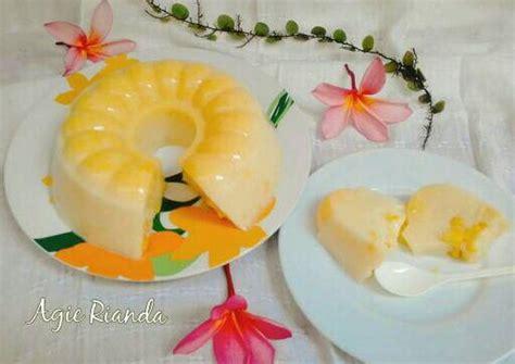 Tepung jagung sekitar 3 sendok makan. Resep Puding Jagung 🌽Susu Santan (puja susan 😂) #indonesiamemasak oleh Teh Agie - Cookpad