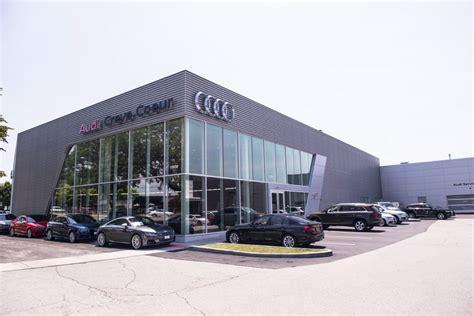 Plaza Audi  St Charles Glass & Glazing