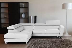 Modern Sofa Couch : sparta italian leather modern sectional sofa ~ Indierocktalk.com Haus und Dekorationen