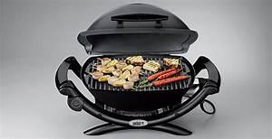 Mini Barbecue Electrique : barbecue lectrique weber mod le q 1400 prix mini ~ Dallasstarsshop.com Idées de Décoration