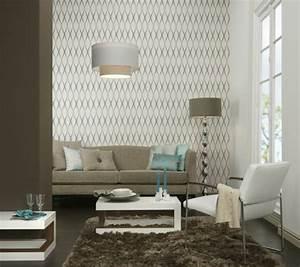 wohnzimmertapete neue vorschlage fur jeden geschmack With balkon teppich mit moderne tapeten