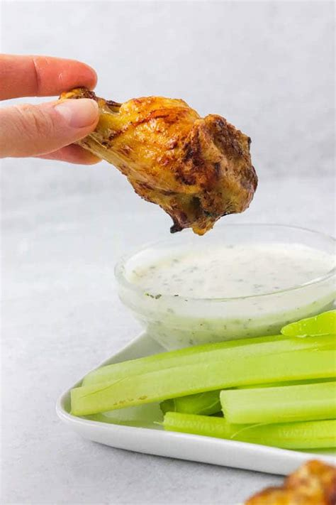 wings frozen chicken air fryer sauces recipe why