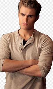 Paul Wesley Stefan Salvatore The Vampire Diaries Damon ...