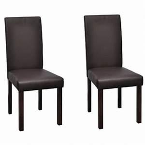 Chaise Salon Design : helloshop26 chaises salle manger x 2 2 chaises de cuisine salon s ~ Teatrodelosmanantiales.com Idées de Décoration