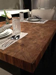 Wood Countertop Finish, Butcher Block Countertops Care Guide