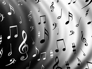 Best Black And White Music Notes #9911 - Clipartion.com