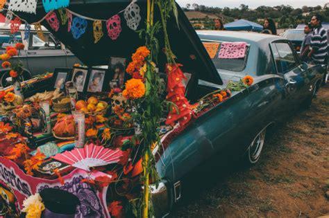 dia de los muertos altar Tumblr