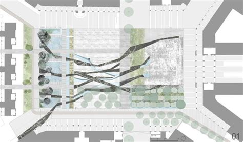 le radici della citta nel progetto  la piazza del