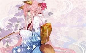 Kitsune - Other & Anime Background Wallpapers on Desktop ...