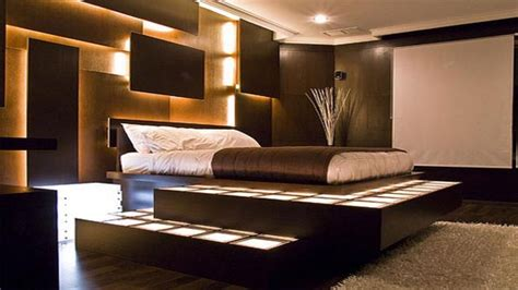 Interior Decorating Ideas For Bedroom, Modern Master