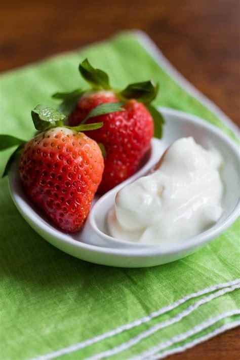 yogurt fruit dip yogurt fruit dip with honey recipe for perfection