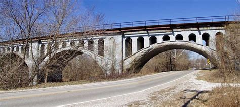 Haunted Attractions In Pa And Nj by Avon In Avon S Haunted Bridge Csx Rr Tracks Over Cr
