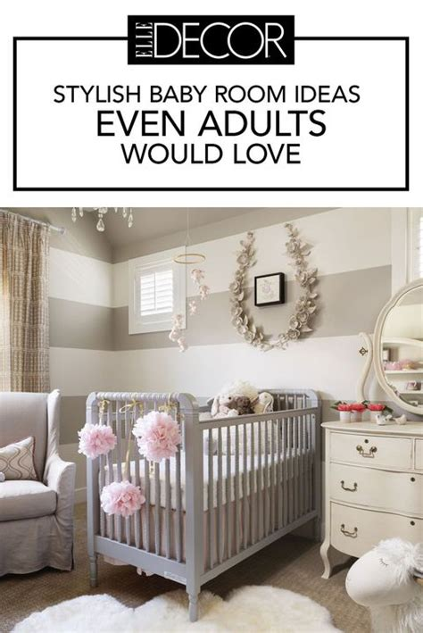chic baby room design ideas   decorate  nursery