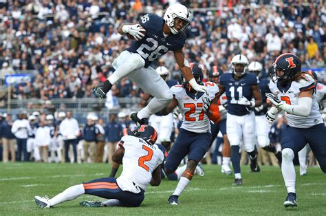 penn state rb saquon barkley power clean  pounds