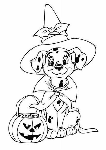 Halloween Coloring Pages Disney Paw Patrol Printable
