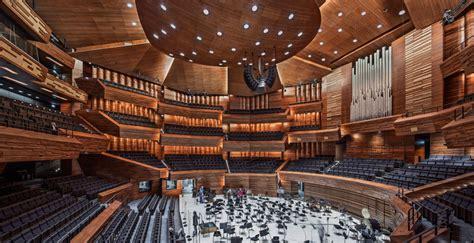 as architecture studio composes auditorium for maison de la radio