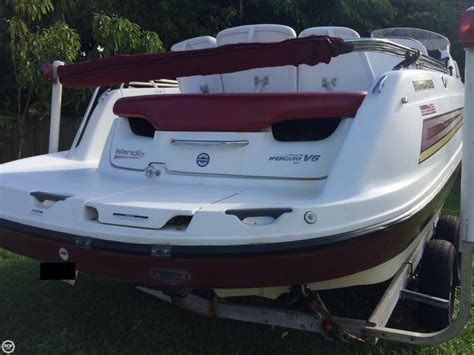 Sea Doo Islandia Jet Boat by 2003 Used Sea Doo 22 Islandia Jet Boat For Sale 13 500